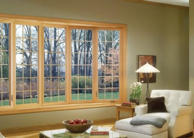 Bow Window Replacement and Installation 2 - Savannah Windows & More