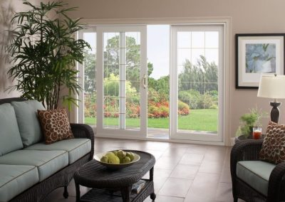 Classic Style Patio Door Replacement and Installation - Savannah Windows & More