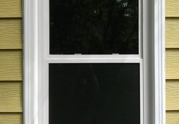 Double Hung Window – Savannah, GA